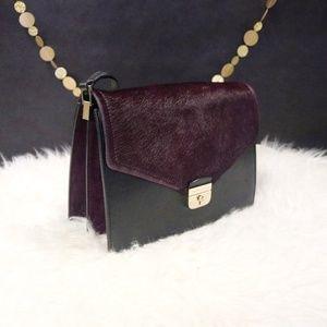 Kate Spade Calf Hair Suede Sayra Crossbody Bag